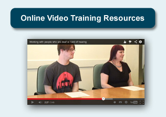 Online Video Training Resources